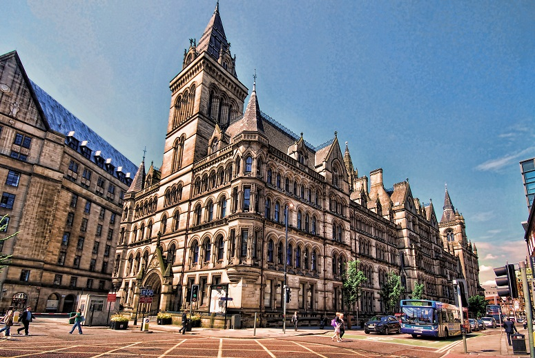 Manchester_Town_Hall_NE_and_S_facade